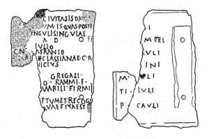 Roman Diploma