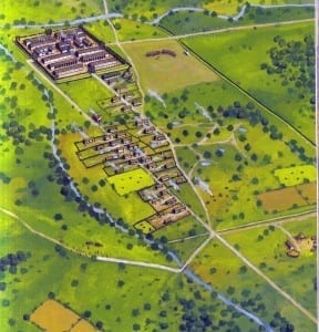 Middlewich 100 AD