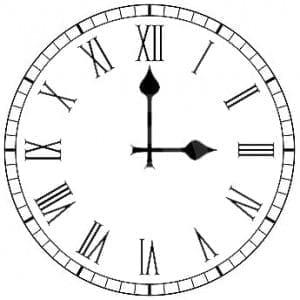 Session Plan 3 Roman Numerals Middlewich Virtual Museum - 3-roman-numerals-clocks